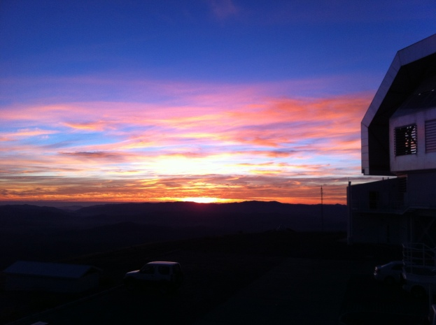 Sunset @ LCO
